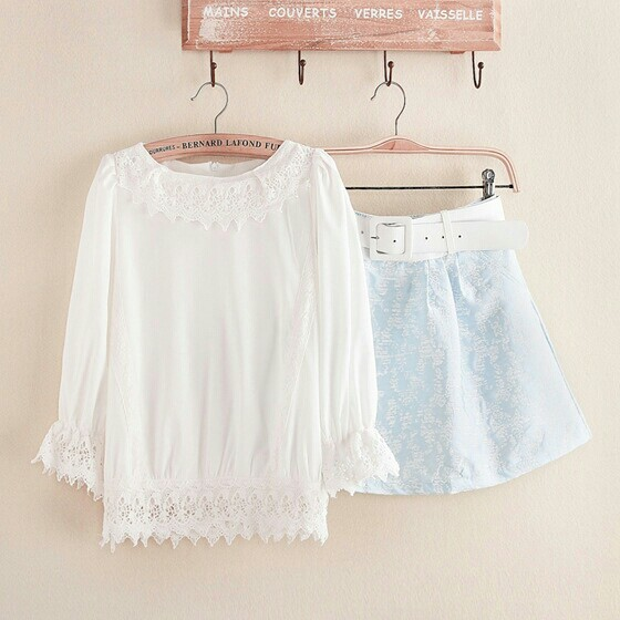 我喜欢浅色系的衣服,大家喜欢什么样的呢_穿衣搭配圈 - 妈妈网