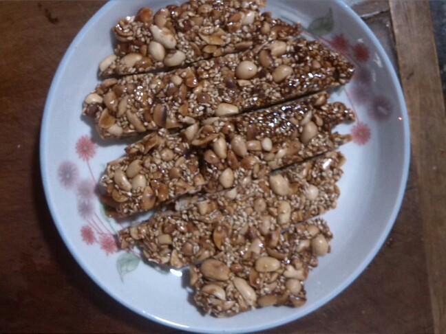 当厨房和鸡胸遇上白糖,_花生我爱圈芝麻锁骨v厨房
