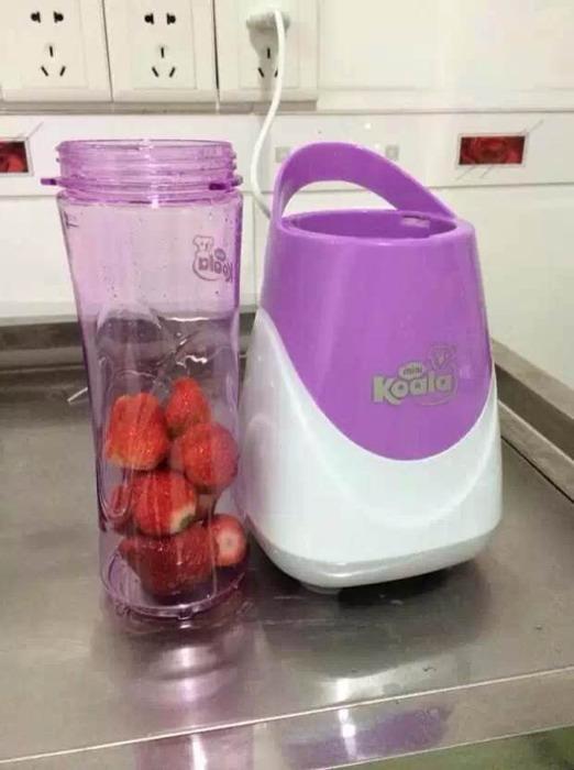 你值得拥有的一部 多功能炸果汁机 可以给宝宝
