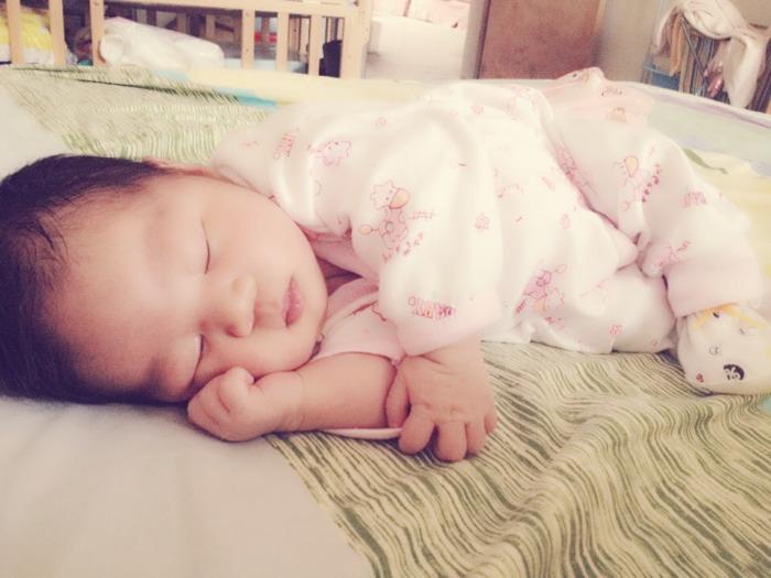 有给发型用睡妈妈的v发型枕么_坐月子圈-全集晗头型后面宝宝大鹿图片的图片