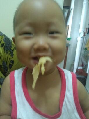 8.18肉饼:煎丝瓜蛋配食谱包大米粥+鹌鹑酱肉配怀孕可以吃什么排骨汤图片