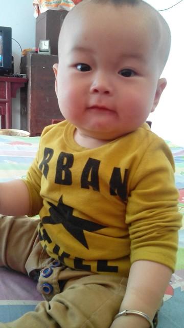 婴儿头型正常图_头型不能乱新生宝宝头型养成记新生儿护理