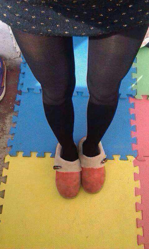 瘦身也穿的瘦腿袜_睡觉与整形圈-妈妈网减脂期间补充什么好图片