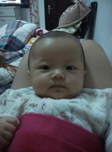 大家两个月女宝宝身高都是多少呢!_婴幼育儿圈