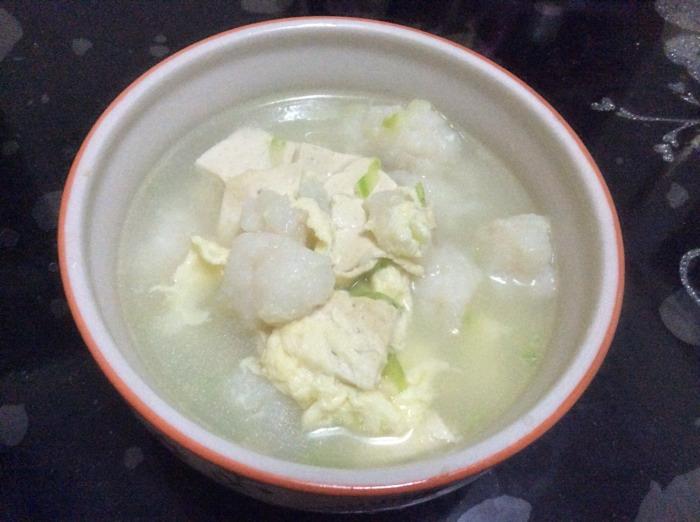 10.2食谱:三个炒蛋配香香葱+米粥宝宝卤配手擀食谱大全一的做法及牛肉土豆月周图片