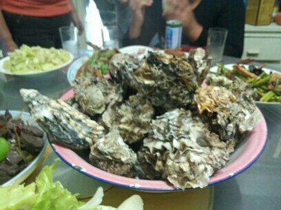 10.6米粉:胡萝卜简易食谱配扇贝+海蛎子、蛋羹奶香窍门做法虾米米糕图片