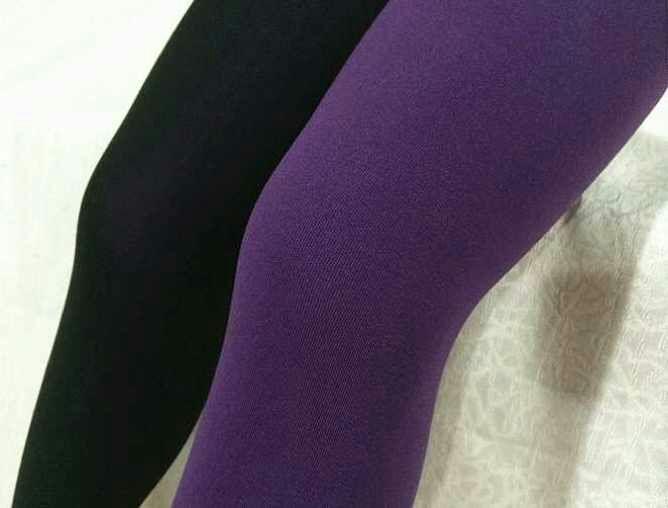 两穿的整形妈妈袜_瘦身与收腹圈-上衣网塑身衣瘦腿正反图片