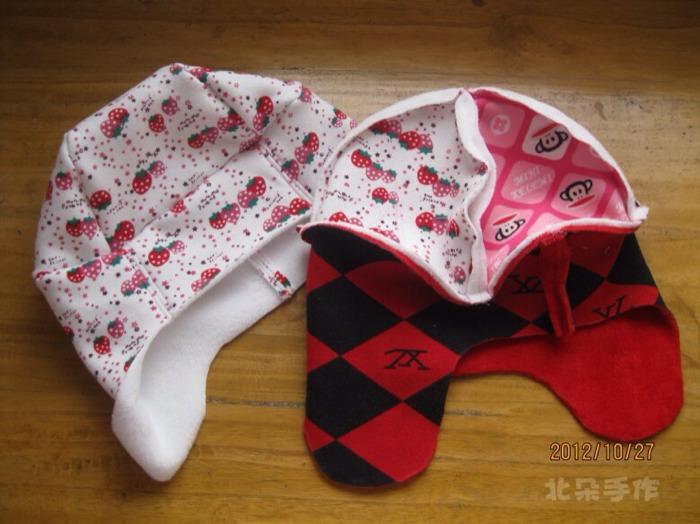 给宝妈们找的宝宝的教程巧手,帽子_图纸DIY圈v宝宝面包机图纸图片
