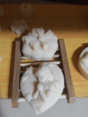 在家带孩子,做点石膏皂挣个零花钱_长治头像圈素描步骤妈妈具体手工图片