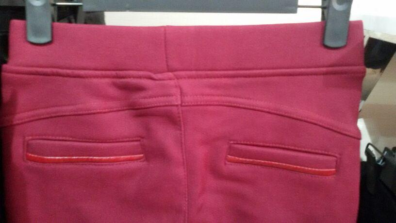 女士绒裤_芮菡秋冬装新款女裤修身山羊绒裤女士平面收腹