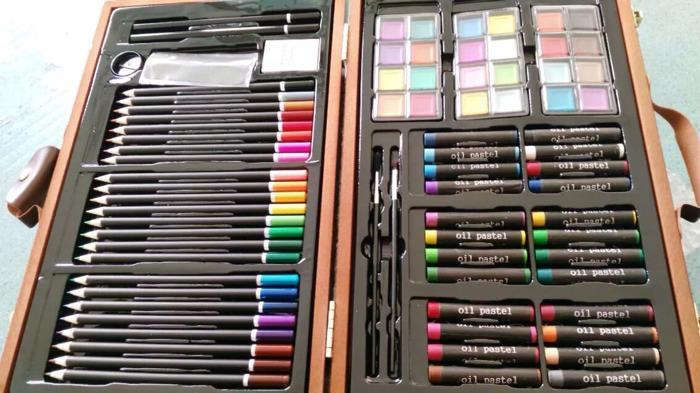 原单外贸画笔,过年送孩子的最好礼物_唐山妈妈