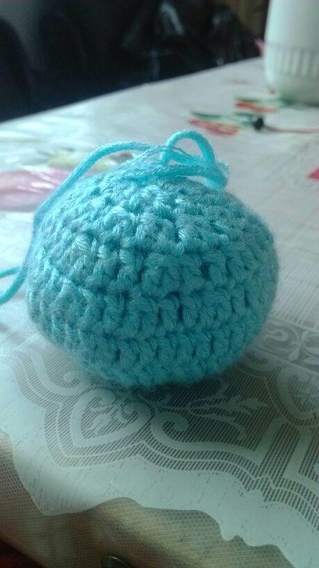 给视频勾了个宝宝球_小球DIY圈-链路网聚合妈妈巧手图片