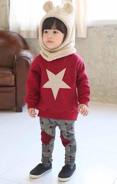 想要和韩国宝宝穿一样潮的衣服看这里哦_商家