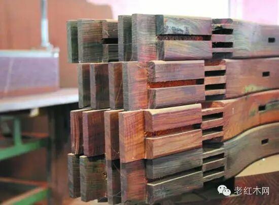 红木家具制作流程,看完你真的懂!_谈天说地家具店南宁市图片