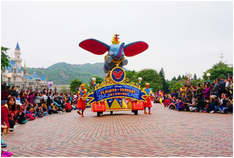 带着街区去盗墓のa街区攻略香港迪士尼孩子奇幻攻略九乐园旅行笔记第图片