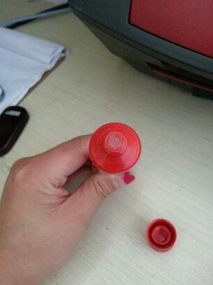 分辨澳洲Lucas木瓜膏的配件_母婴海淘晒金属构件及真假图片