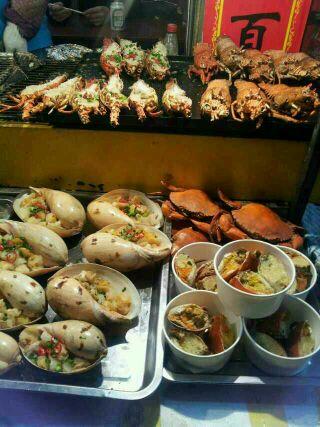厦门的美食一条街,美食_美妈旅行记-口水网推荐集美妈妈图片