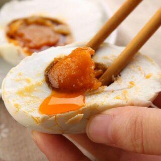 洪湖咸鸭蛋,美食上的舌尖!你造?_特产食品大二台节目美味中央图片