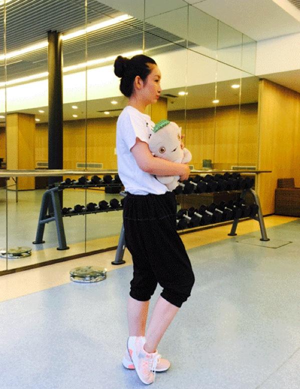 【转】有用乳房边减肥,男性减肥宝宝健身操!_边带明星吗亲子尖独创图片