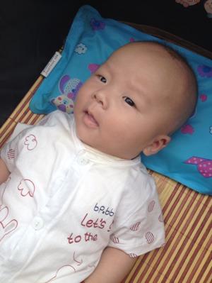 三个月宝宝的作息时间,仅供参考哦~_0-1岁宝宝