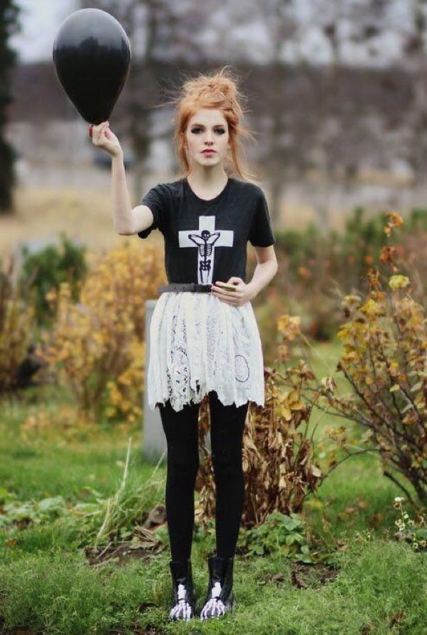 世界各地15岁女孩的穿衣搭配 美腻了!据说下面
