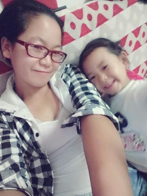 我和我家照片_妈妈秀秀圈-姑娘网女生锤冰图片