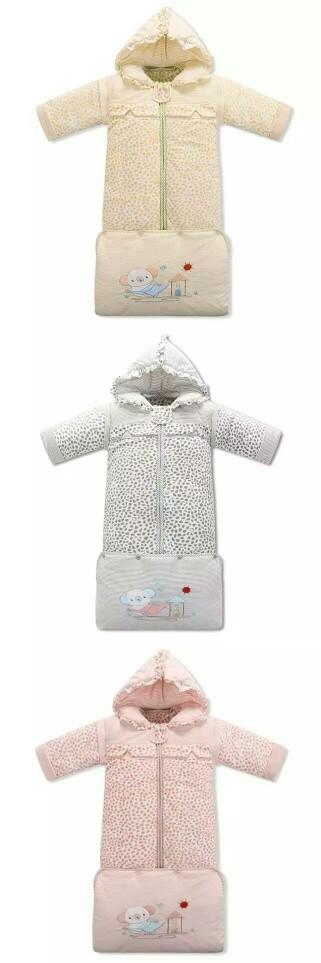 婴儿睡袋团购价65元全国包邮~可用到4岁