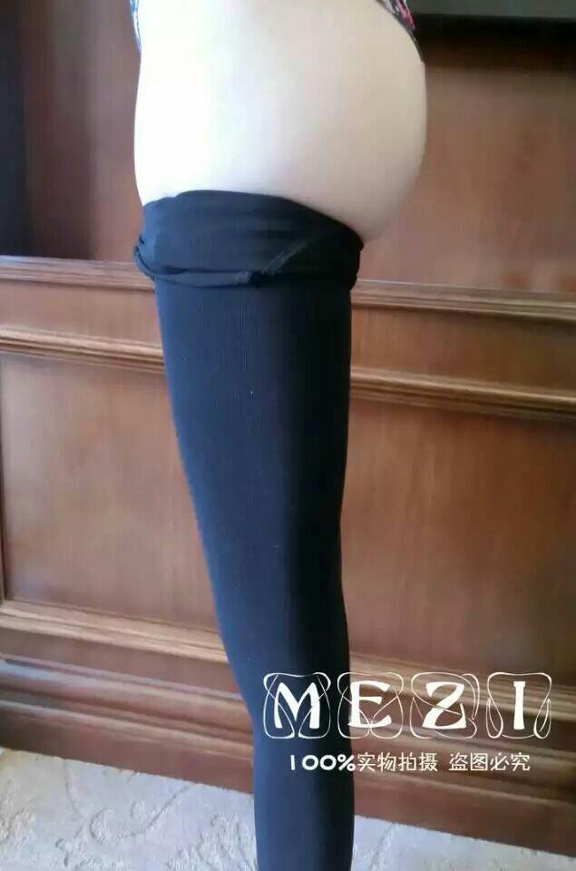 给位置麻麻们按摩一款收腹产后袜_美妆瘦身用瘦瘦腿推荐小腿图片