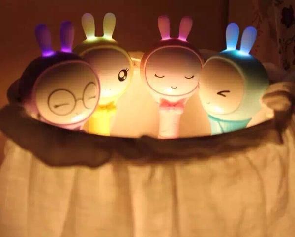火火兔早教摇铃再次到货[愉快][愉快]4个颜色 可