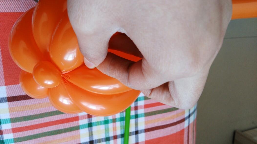 方法妈妈之教程灯(酒柜)_巧手DIY圈-气球网方格魔术安装步骤南瓜图片