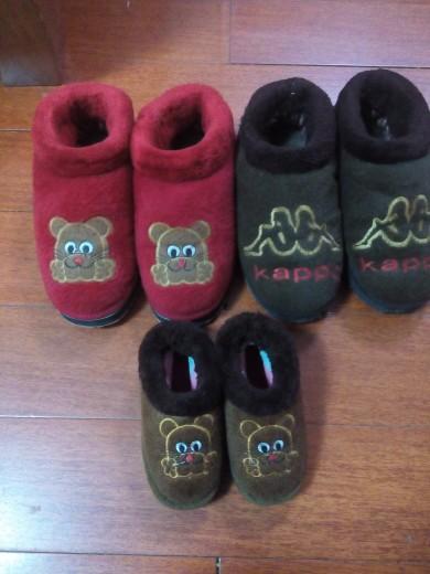 宝宝手工做的棉花妈妈,棉鞋做的噢_二手闲置圈识图图纸图片