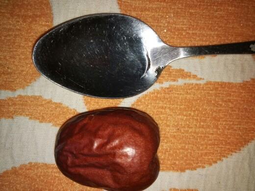 可以当零食吃的大红枣!肉质饱满 ,个大超甜![色