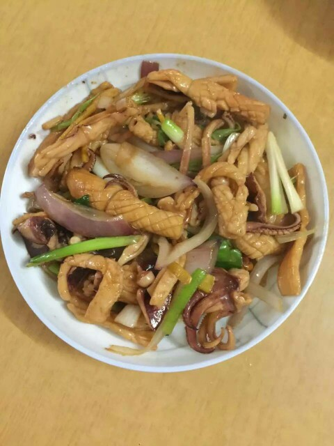 鱿鱼南澳岛美食,想吃?_特产美味大卖场-妈地铁站杨思食品附近图片
