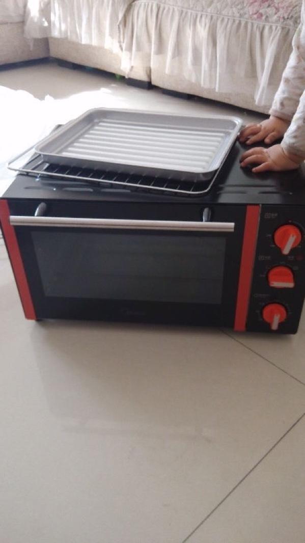 来看我新入的烤箱和辅食机_0-1岁宝宝圈