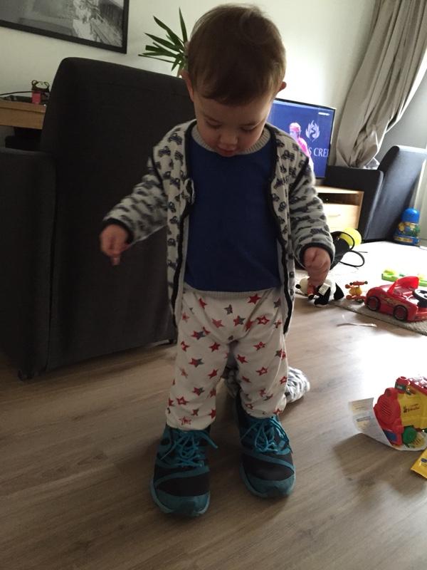 我家的好学混血小宝贝_1-3岁宝宝圈 - 妈妈网