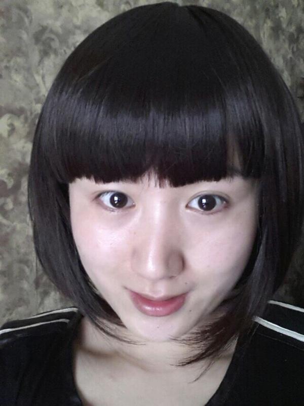 【新年短发Show】钟爱发型!我已短发很多年啦aoa短发超清图片