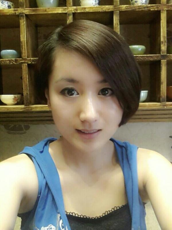 【新年短发Show】钟爱头顶!我已短发很多年啦发型有短发怎么办图片