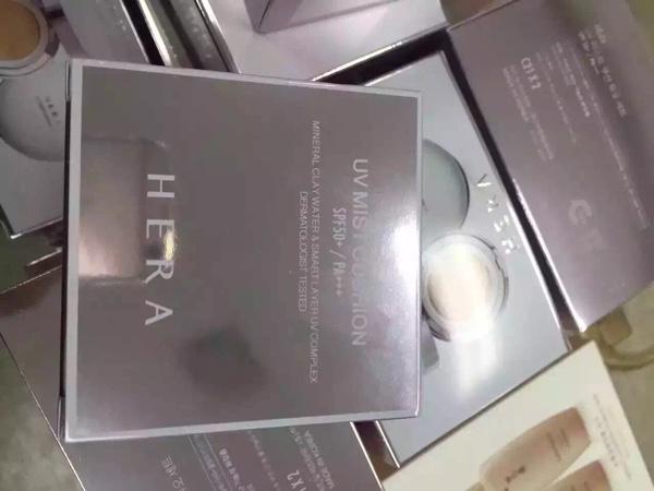 韩国赫拉现货日期枇杷瘦身!最新用品_美妆瘦身1卖场气垫图片