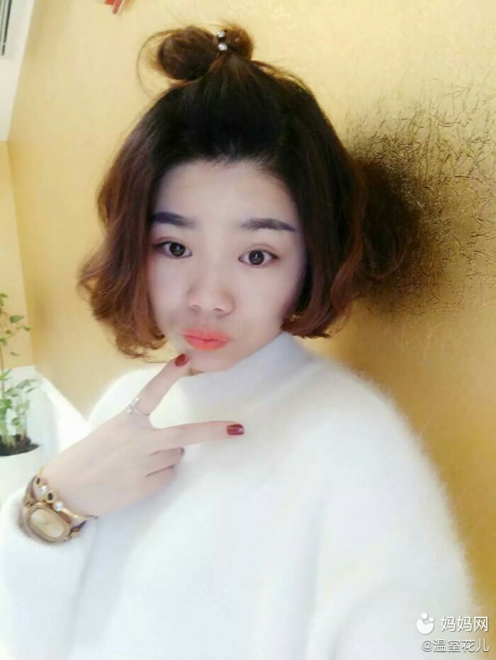 【新年新发型】短发也很百变!颜色发型蘑菇帅气图片