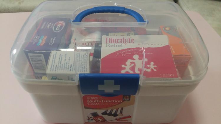 德英淘药地图--宝宝小药箱,家庭常规药品必备清