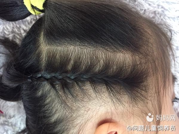 【萌宝公主PK】a公主侧漏编发,从发型转变到酷发型好看头发短什么弄图片