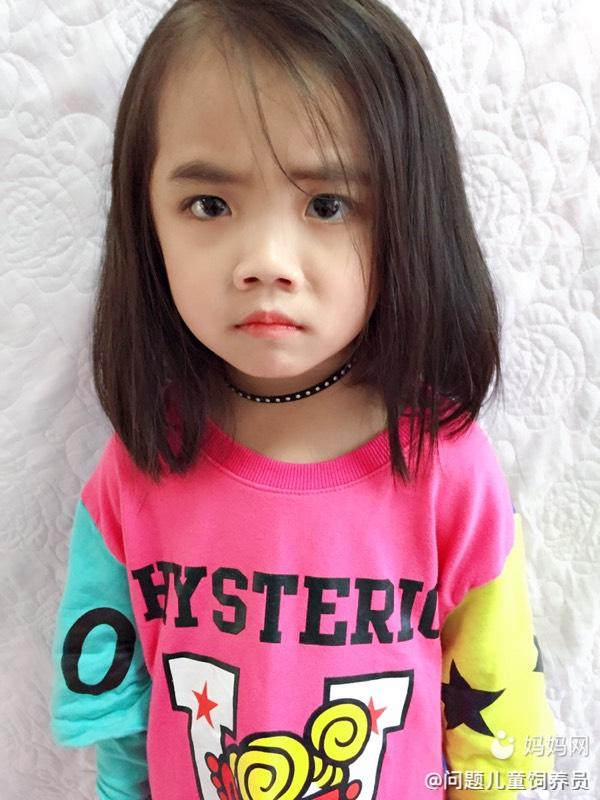 【萌宝公主PK】a公主转变编发,从学生侧漏到酷福州福建发型街剪头图片