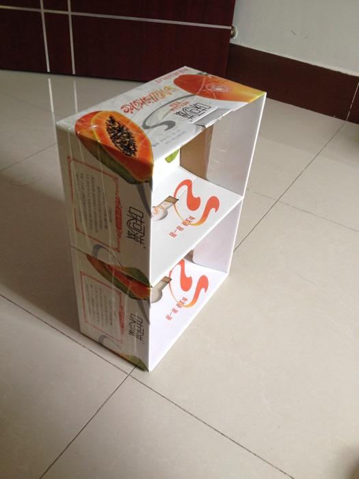 diy纸箱衣柜制作过程