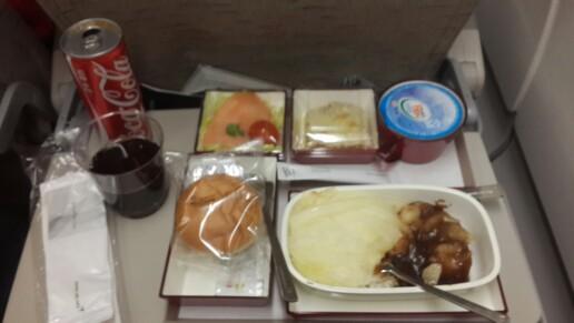 韩国思密达 韩国的飞机餐真的很棒  只看该作者楼主 乐乐天天地 宝宝6
