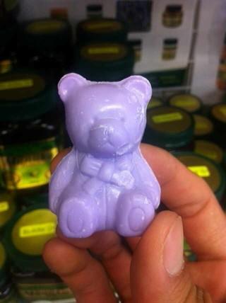 好可爱的小熊皂  只看该作者楼主