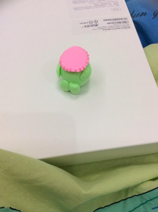 ^)教你用粘土做可爱小动物(