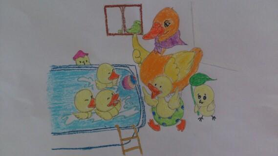 做手工纸,画画儿童画做做黏土在家安胎也可以让自己过得很丰富,