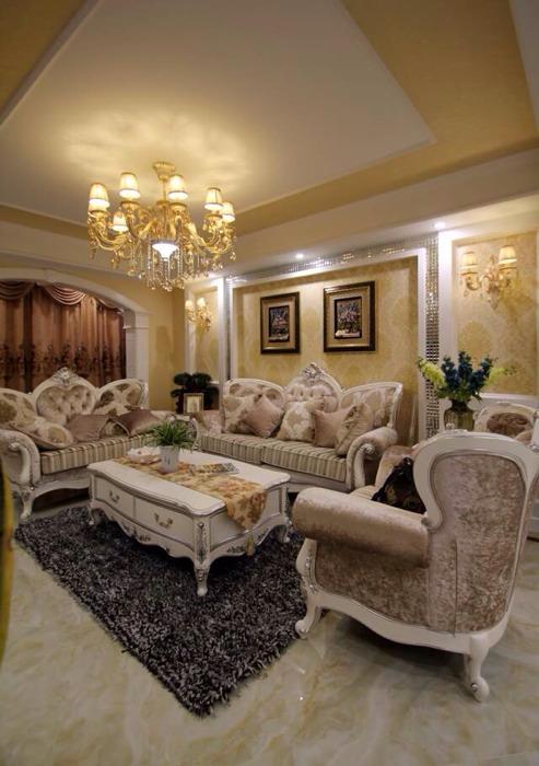 晒新家,3套房子中装修最满意的一套,161平欧式装修花了51W