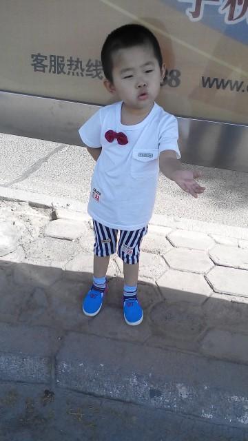 儿童节自制环保服装大赛