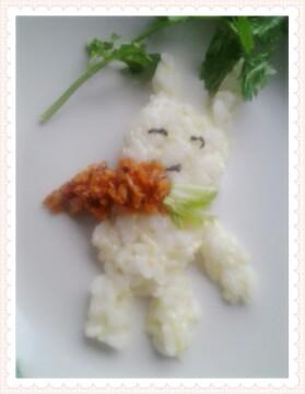 胡萝卜辅食 不只是小白兔爱吃胡萝卜呦,适合八个月后宝宝